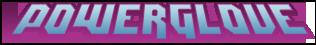 Powerglove   Video Game and TV Theme Speed Metal Band! Logo