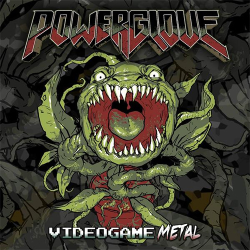 Powerglove - Video Game Metal